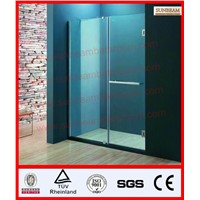 CE3 Pivot shower door/shower screen/bath screen/shower cubicle/shower enclosure