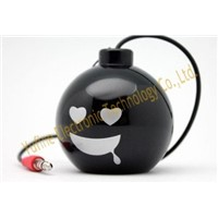 Supply bomb mini speaker, bomb gift speaker, Sell Promotion Electronic products