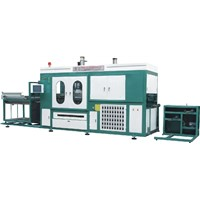 full auto vacuum forming machine model SC-720
