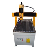 CNC router, adopts steel seamless welded structure, bearing strength is strong, little deformation