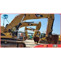 2012 Hydraulic USED Crawler CAT Excavator (345D)
