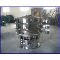 Stainless Steel Metal Powder Rotary Sieve Vibrating Screen
