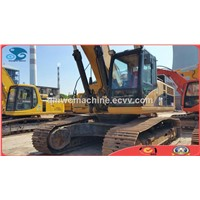 Hydraulic USED Crawler CAT Excavator (345D, 2012)