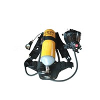 Positive Pressure Self-Contained Full Face Air Breathing Apparatus
