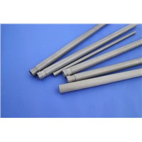Silicon nitride thermocouple sheath