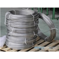 TP316L High Precision Stainless Steel Coiled Tubing