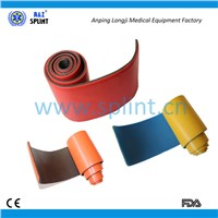 Reusable polymer thermoplastic splint