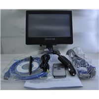 7 INCH TFT LED +TOUCH SCREEN+ HDMI VGA AV input 800*480   USB control touch screen Display