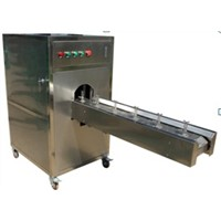 Automatic Small and micro onion Root Concave cutting Machine