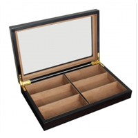 CHIYODA 6 Grid Eyeglasses &Sunglasses Storage Case