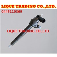 Genuine and New Common rail injector 0445110369, 0445110647 for VOLKSWAGEN 03L130277J, 03L130277Q