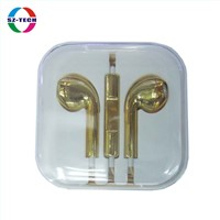 Gold-Plated Earphone (SZ-EP005-GD)