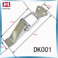 H&D DK001 Stainless Steel Toggle Latch Catch Hasp Lock For Box Case Cabinet
