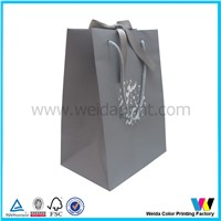 fancy shopping printing paper box