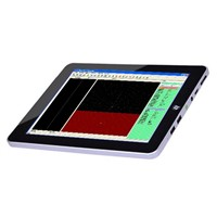 Intelligent Touch Screen Eddy Current Tester