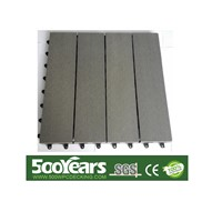 WPC DIY decking 300*300mm