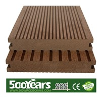 WPC solid decking 145*25mm