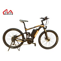 350W 36V E-Bike with Mid Driven Motor