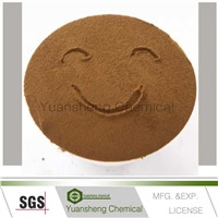 Brown Powder Sodium Lignosulphonate for Water Reducer