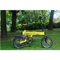 Colorful new design electric bike