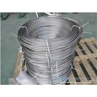 seamless stainless steel coiled tube