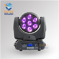 NEW HighPower Osram Lamp 7*0W 4IN1 RBW LED Moving Head Beam,Stage Light