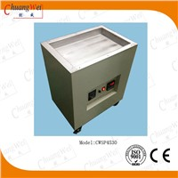 Lead free solder pot with digital display