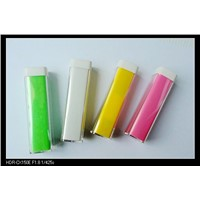 PP201 Best selling top quality lipstick mini 2600mah power bank for iphone,Samsung,xiaomi etc.