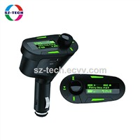 Car MP3 Player FM Transmitter (SZ-FT12)