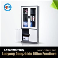 glass door steel filing cabinet