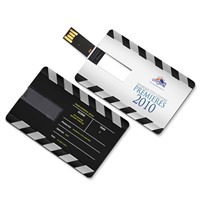 promotional card-shaped usb flash drives,customized logo/package