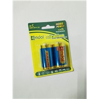 super power LR14 C alkaline battery