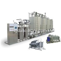 Small Unit CIP tank cleaning machine for juice and milk