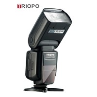 TRIOPO TR-988 camera flash light ,speedlite with TTL , flash gun with universal mount and