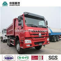 SINOTRUK HOWO 6x4 Tipper Truck/Dump truck for Sale