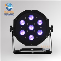 Hot Sale ADJ LED PAR38 Can, 7pcs*12W 4in1 RGBAW/RGBW LED Par Profile Can, Stage Par Light