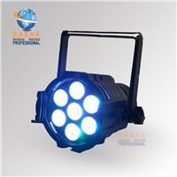 NEW ARRIVAL 7pcs*10W RGBW 4IN1Mini LED Par Light,LED Mega Par38,Stage Light,ADJ LED Par Light