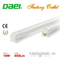 T8 10W led tube lights 850lm