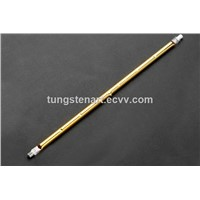 gold coated ir emitter