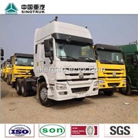 371hp Sinotruk Howo 6x4 Tractor Truck for Sale