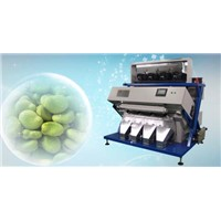 5000*3 Pixel Broad bean color sorter with self checking system