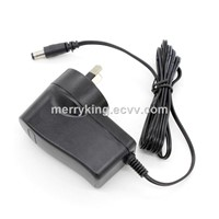 12W Switching Power Adapter 12V1a AC/DC Adapter with AU Plug