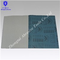 High quality latex paper coated sand paper