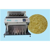 Hot-sale high quality CCD Parboiled rice color sorter