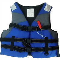 easy use and convenient Fashionable Marine Sports Life Jacket/Life Vest