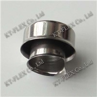 Stainless steel conduit ferrule