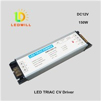 DC12V/150W LED Triac Constant voltage output Driver LED Triac driver for led light dimmer