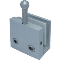 Glass Door Bottom Bolt Lock
