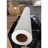 High quality common tack 105gsm sublimation transfer paper from china