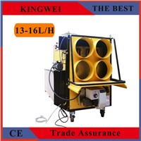 KVH-6000 portable waste oil heater